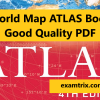 ATLAS World Map Good Quality
