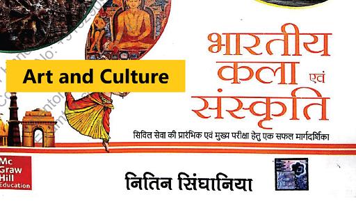 Art and Culture IAS RAS Book
