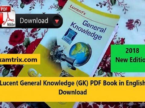 Lucent GK English