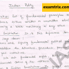 Indian Polity IAS RAS English Medium Class Notes