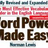 Word Power Made Easy : Vocabulary Book