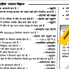 General Science - Chemistry Notes in Hindi