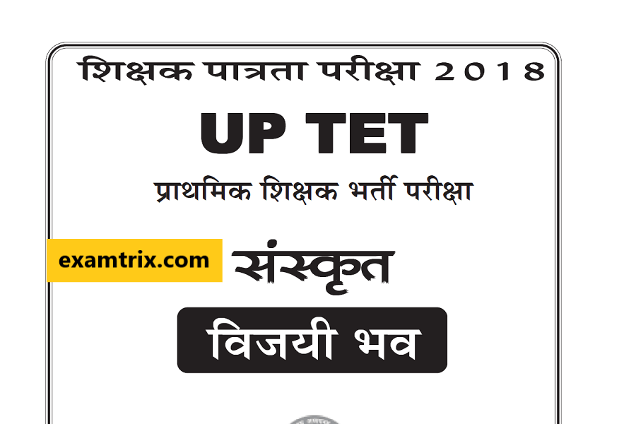 Sanskrit Class Notes For Teachers Exams TET CTET