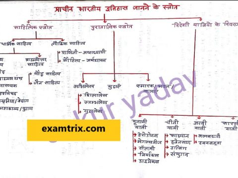 Ancient History Notes in Hindi By Ankur Yadav Archives - Examtrix com