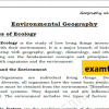 Environmental geography pdf