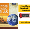 Oxford School Atlas Book PDF Download- Oxford atlas of the world