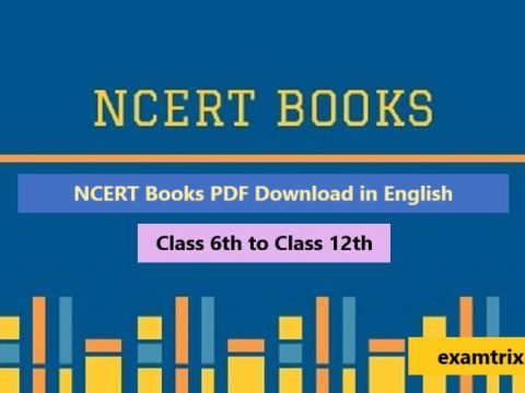 NCERT Books PDF Download in English