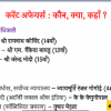 General Knowledge - GK Current Affairs in Hindi Questions PDF Download