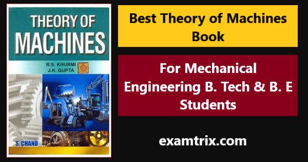 Theory of machine rs khurmi pdf free download